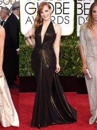 10 Red Carpet Trends from the 2015 Golden Globes