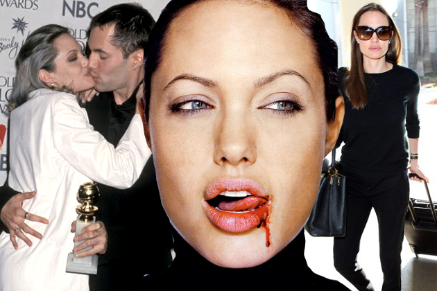 Saint and Sinner: Angelina Jolie's Most Shocking Moments