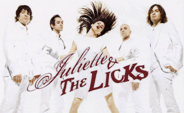 Juliette Lewis Juliette And The Licks