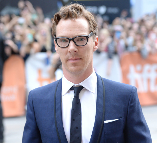 Benedict Cumberbatch Avoids Social Media