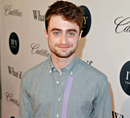 Daniel Radcliffe Avoids Social Media