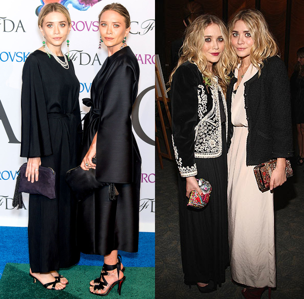 Mary Kate And Ashley Olsen Vintage Style