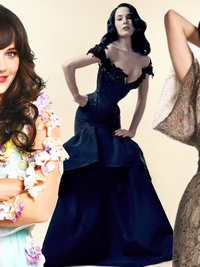 Celebrities Who Love Vintage Clothing
