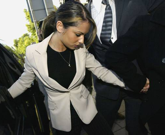 Cheryl Cole Criminal Record