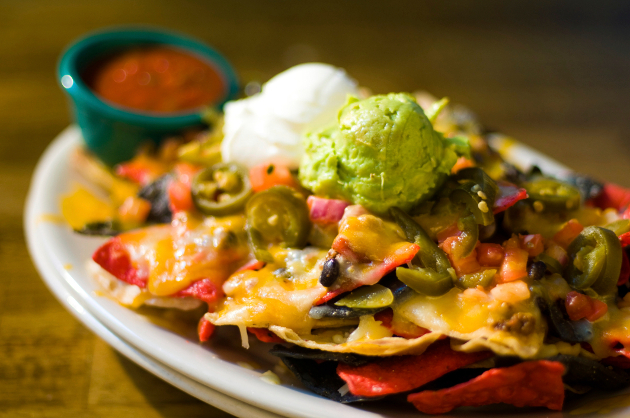 Loaded Nachos Calories