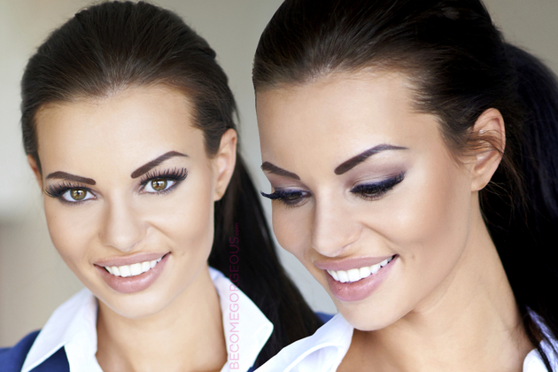 How to Do Makeup for Harsh Fluorescent Office Lighting