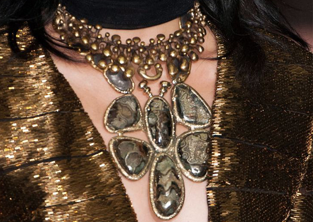 Brass Jewelry Trend 2015