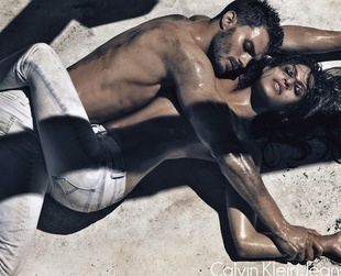 From Justin Bieber to Mark Wahlberg and from Kate Moss to Zoe Saldana, Calvin Klein ads have pushed boundaries and created iconic imagery. See the hottest ones.