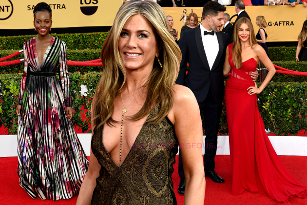 SAG Awards 2015 Red Carpet Trends