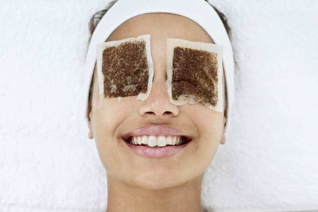 Use Tea Bags In Beauty Care