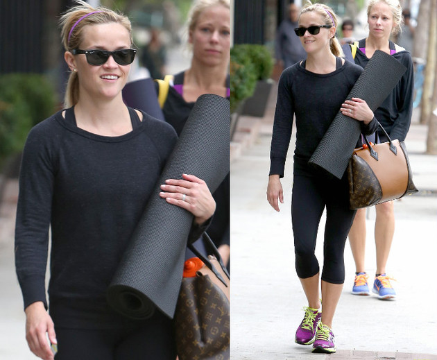 Reese Witherspoon Workout
