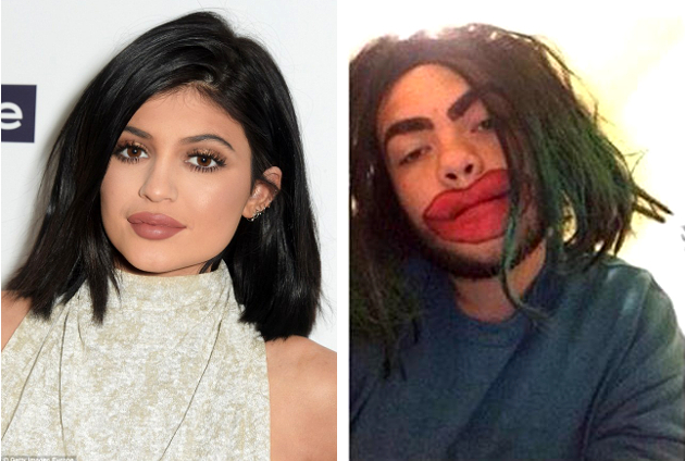 Kylie Jenner For Halloween