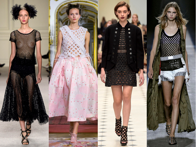 Netting Trend Spring Summer 2016