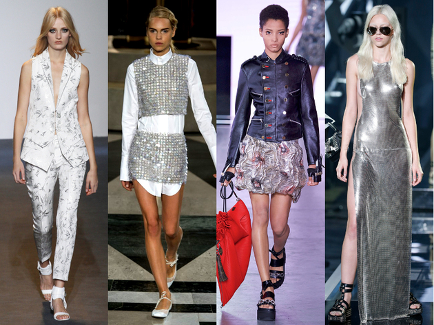 Silver Trends Spring Summer 2016