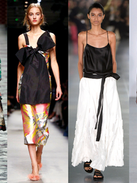 Bows Trend Spring Summer 2016