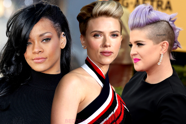 10 Best Celebrity Undercut Hairstyles