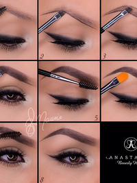 10 Best Eyebrow Hacks