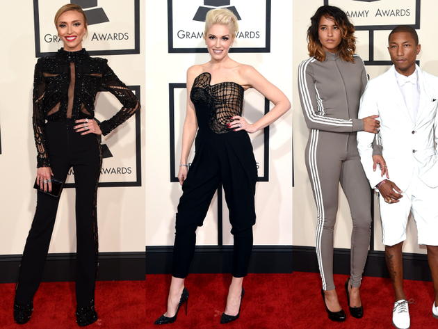 Red Carpet Pants Grammys 2015