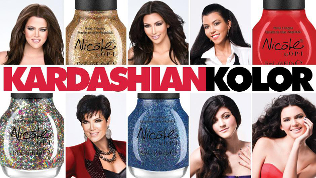 Nicole By Opi Kardashian Collection