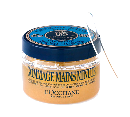 L Occitane One Minute Hand Scrub
