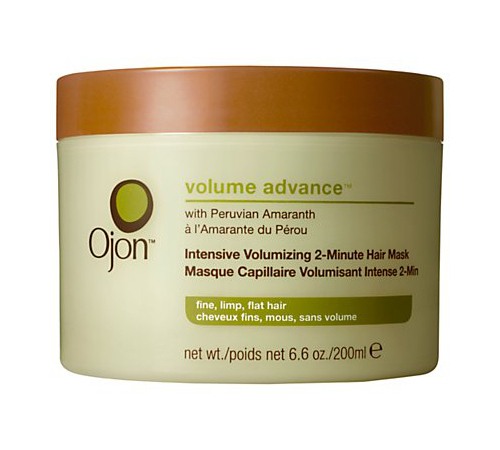 Ojon Volume Advanced Intensive Volumizing 2 Minute Hair Mask