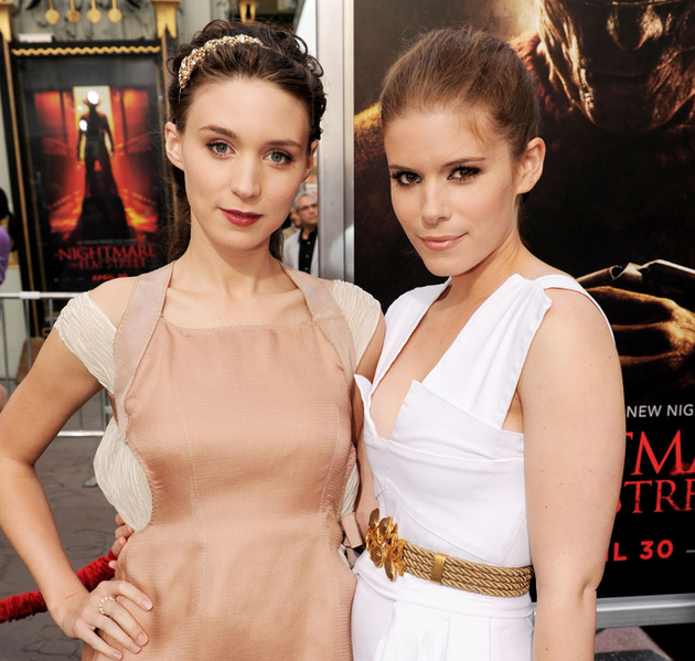 Kate And Rooney Mara Stylish Sisters