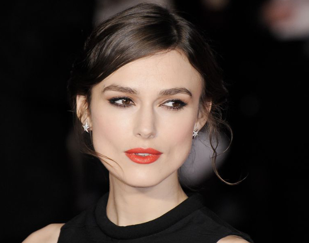 Keira Knightley Never Smiles