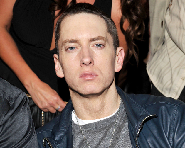 Eminem Never Smiles