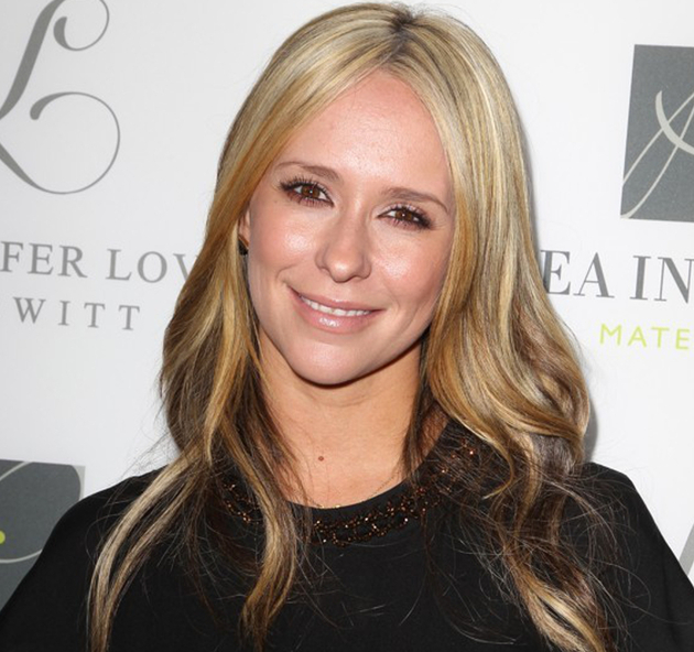 Jennifer Love Hewitt With Blonde Hair
