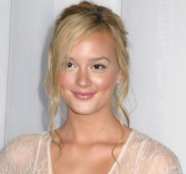 Leighton Meester With Blonde Hair