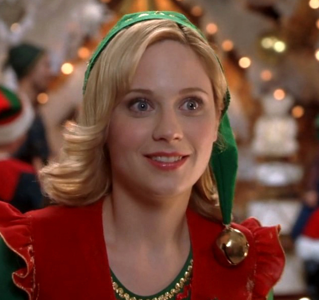 Zooey Deschanel With Blonde Hair