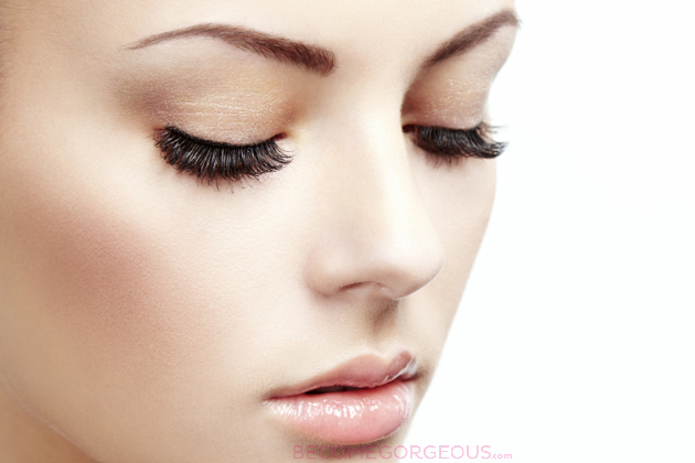 Eyelash Extensions Care