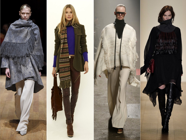 Fringe Trends Fall 2015 New York Fashion Week