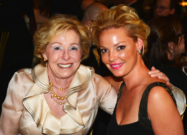 Katherine Heigl Momager And Stylist