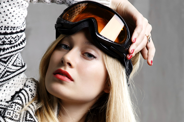 Makeup For Skiing