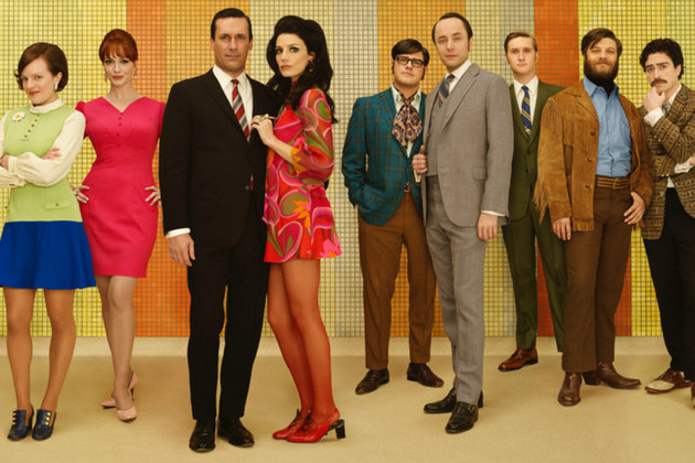 Mad Men Fashion Line