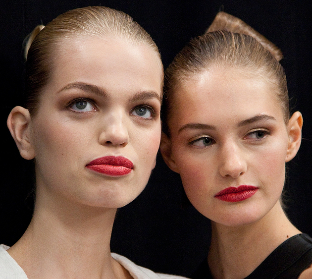 Brightb Red Lips Fall 2015