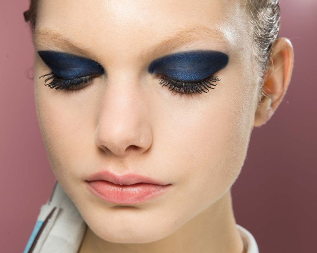 Colorblock Eyeshadow Fall 2015