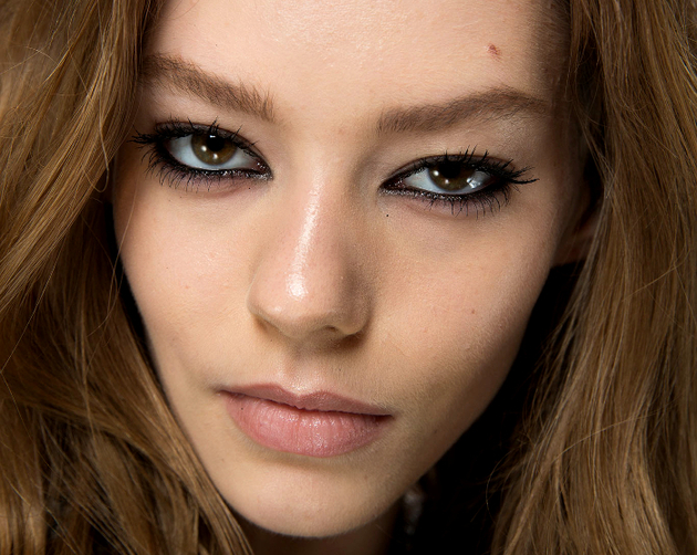 Smudged Eye Makeup Fall 2015 Trends