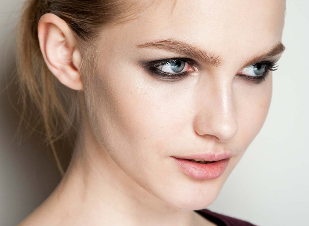 Soft Smokey Eyes Fall 2015 Makeup