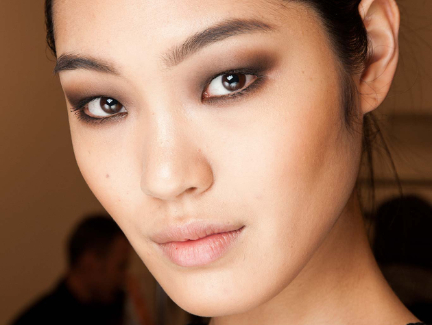 Subtle Smokey Eyes Fall 2015