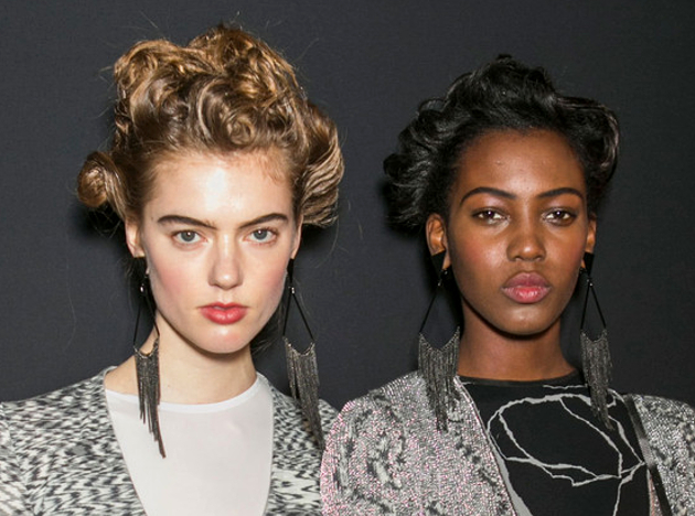 Fake Short Hair Fall 2015 Missoni