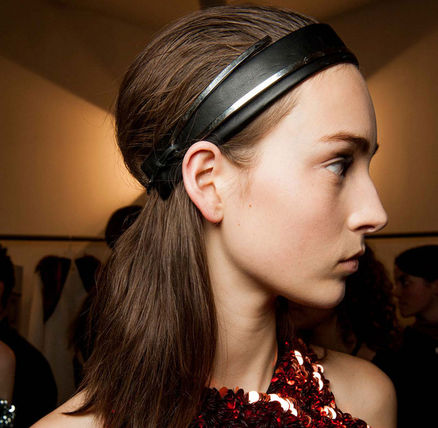 Headbands Fall 2015 Proenza Schouler