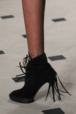Fringe Booties Fall 2015