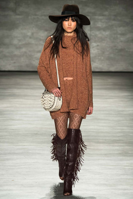 Fringe Boots Fall Trends