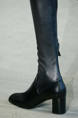 Skin Tight Boots Fall 2015 Shoe Trends