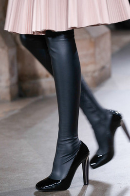 Skin Tight Boots Fall 2015 Trends