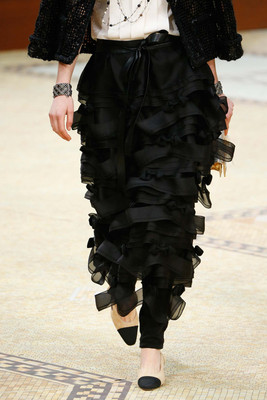 Statement Shoe Fall 2015 Chanel