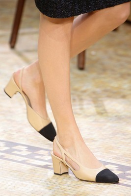 Statement Shoe Fall 2015 Trends