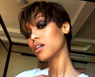 If you're looking for the perfect short hairstyle, check out some of the best pixie cuts that celebrities proudly showed off, from Tyra Banks to Lena Dunham.